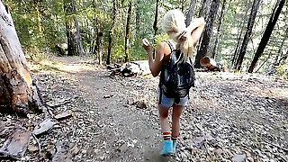DadCrush - Hiking Turns To Fucking With Stepdaddy