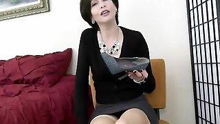 Moms High-Heeled Shoes - Mrs Mischief Taboo Mom Pov Shoe Fetish