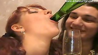 Lewd Drunk Teen Hardcore Sex Video