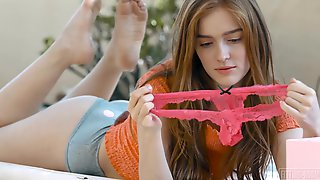Cute Young Babe Jia Lissa Summer Fittings