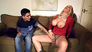 Rebecca Moore Takes Her Stepsons Virginity