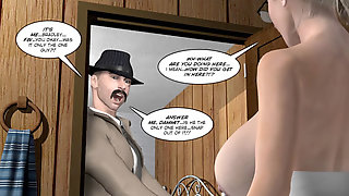 3 Dimensional Comic: Fourth World 1-2