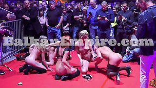 Slovenian Group Orgy - Reality Show