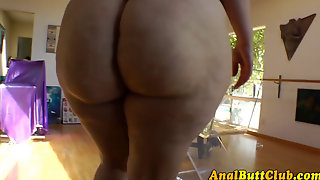 Kinky Chubby Whore With Massive Ass