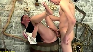 Ugly Unshaved Mummy Cruel Banged By Stepson