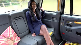 Taxi Driver Slides His Dick In Pink Taco Of Ebony Asia Rae