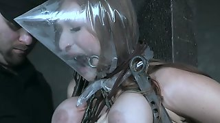 Scorching BDSM-styled Punishment For Skylar Snow