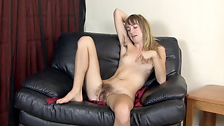 We Meet The Sexy Teddy SnowFlower In A Sexy Chat - Compilation - WeAreHairy