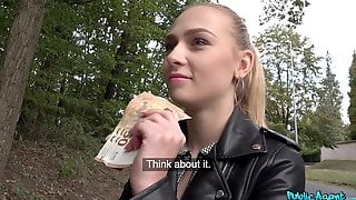 Intense POV Action For Cash With A Sensual Czech Teenager