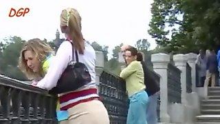 Diaper Girl In Public