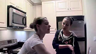 Cindy Hope Cooking With Her Friend Clara G
