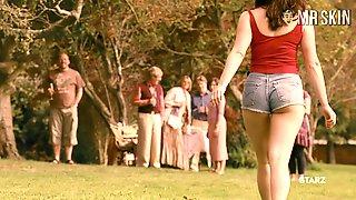 Curvy Cinema Star Gemma Arterton Flashing Her Boobs In A Sexy Compilation