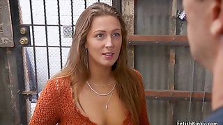 Dom Man Fucks Fiance And Stepsister