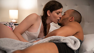 Horny Dude Finally Fucks Her Stepsisters TBabe Korra DelRios Butthole