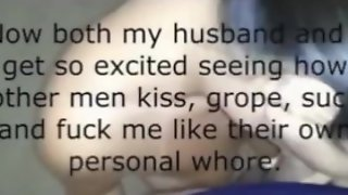 My Husband Had A Fantasy About Other Men Fucking Me