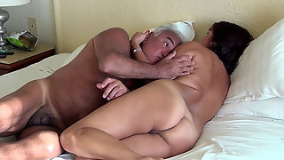 Chinese Wife SUCK DADDY Man-meat