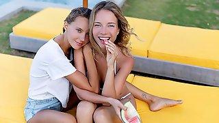 Katya Clover, Danica Jewels Release 392