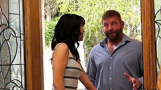 Swinger Wife Arranges A Bisexual MMF Threesome At Home