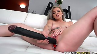 BBC Lover Kay Carter Wont Forget This Anal