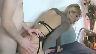 PIMPED OUT SUGAR DADDY GIVES SHEMALE Gf Two Gigantic COCK STUDS