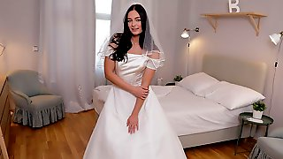 Sexual Surprise On His Wedding Day!