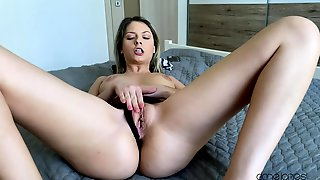 Fap It With The Greasy Moist Rebecca Volpetti Jerk Off Instructions