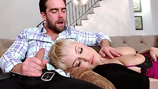 Logan Can Barely Believe How Sexual His Stepmom Ryan Can Be
