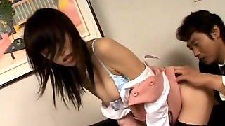 japanischen gruppe handjob