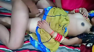 Indian Newly Married Woman First Night Fucking
