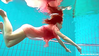 Super-Fucking-Hot Deniska Underwater Bare Teenager