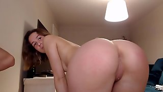 Hard Anal Pounding And ATM Cum In Mouth For Slutty Teen Live At Sexycamx