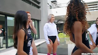 Demi Sutra And Her Girlfriends Are Super Hot And Know How To Have Fun