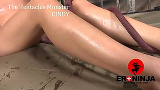 The Tentacles Monster Fucks  Cindy Loarn