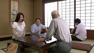 Seduced By A Busty Married Japanese