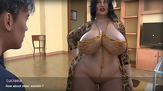BBW Mechanical Wife