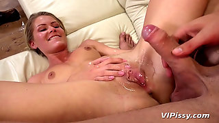 Vipissy - Cum And Piss In Facehole