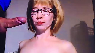 Cumshot Stepmom In Mouth