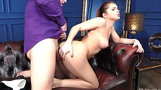 Aroused Amateur Filmed When Taking Dick Big Time
