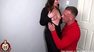 Sara Is A Skilled Lady Who Knows How To Give Head And Fuck Properly