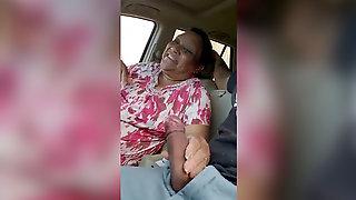 Grannie Blowjob