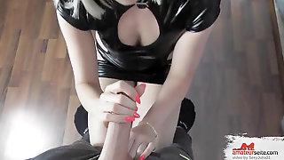 big anal beute arsch latex