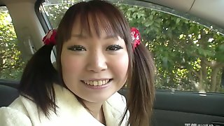 Nice Asian Amateur Comes To Casting
