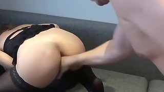 mollige anal fisting