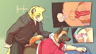 Homo Furry Yiff Compilation #4