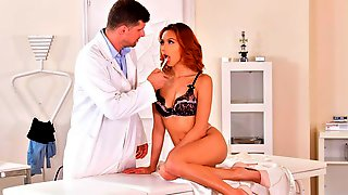 Clitoral EXXXplorations In The Exam Room