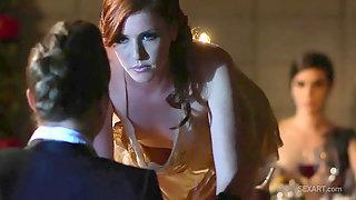 Malena Morgan Elle Alexandra -Kamikaze Love-You Choose: Him Or Me? Ep.17/26