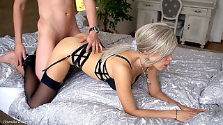 Her Oral Skills Will Turn On Anyone! Hooker Doll Pulverize In Prague Hotel