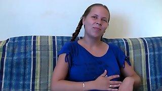 TuttiFrutti - Busty Teen Beginner Alisha