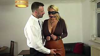 Chesty Shannon Boobs Gets Her Ass And Pierced Pussy Banged Hard