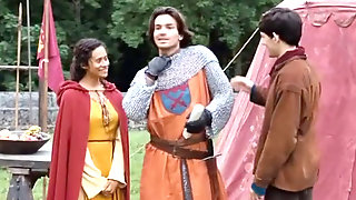 The Queer Chronicles Of Merlin & Arthur - Come Lancelot